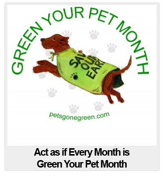 Green Your Pet Month